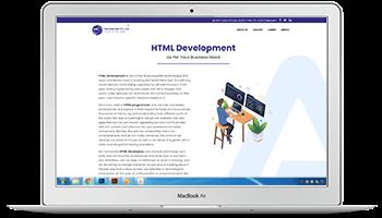 html developer