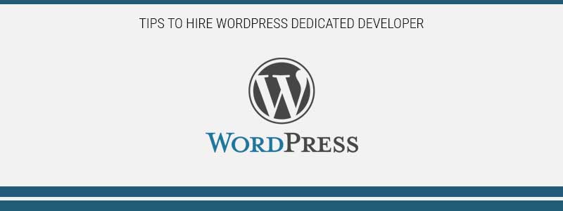 Hiring WordPress Developers