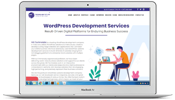 Wordpress-Development-Laptop-image