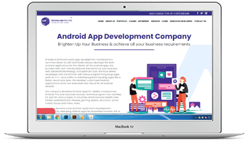android tablet apps development