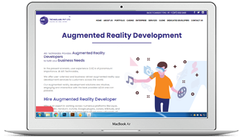 augmented reality programming & development