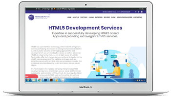 html5 web application development