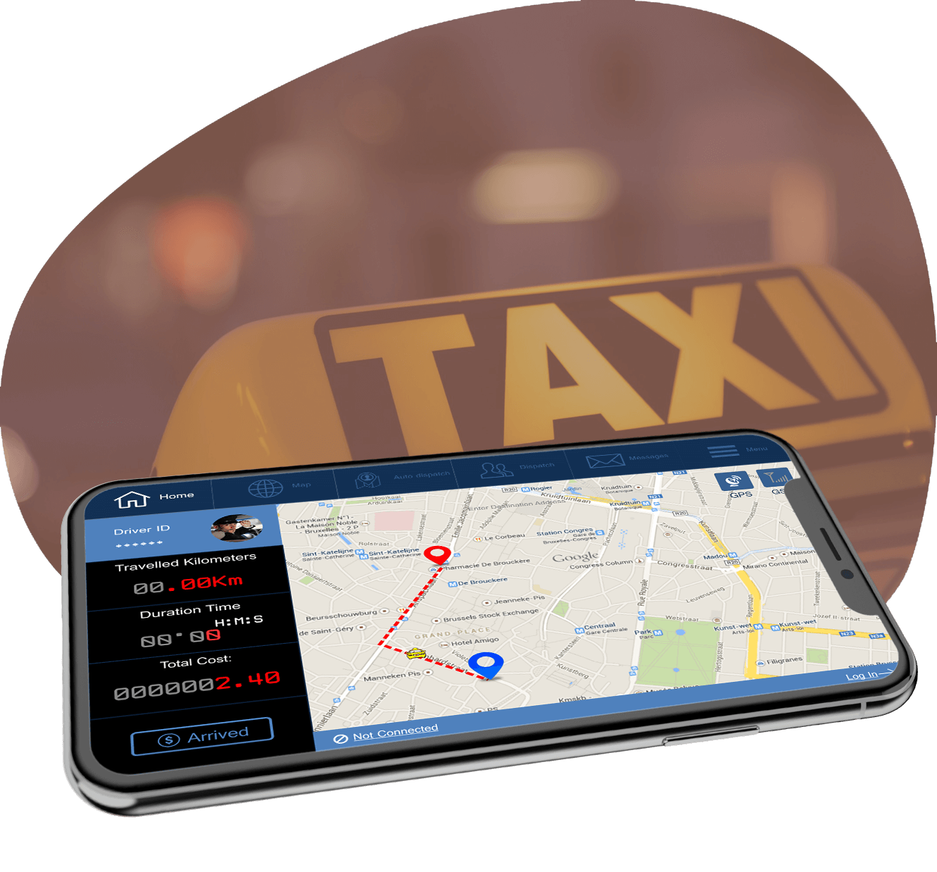 start your own taxi business