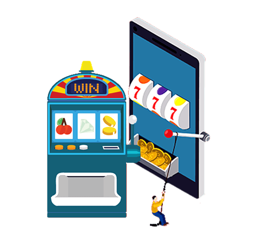 Slot Machine Animation