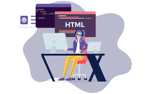 html to wordpress conversion service