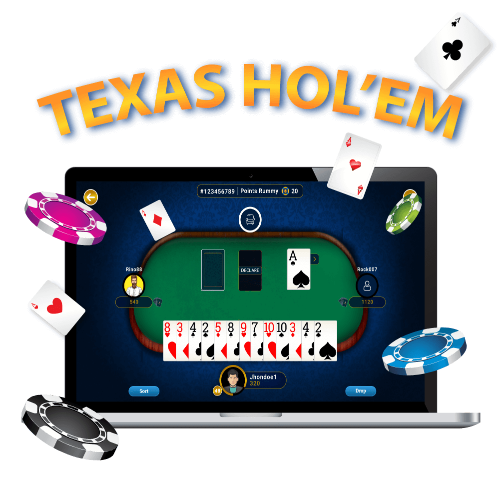 Texas Holdem Poker Software Texas Holdem Tournament Software Script